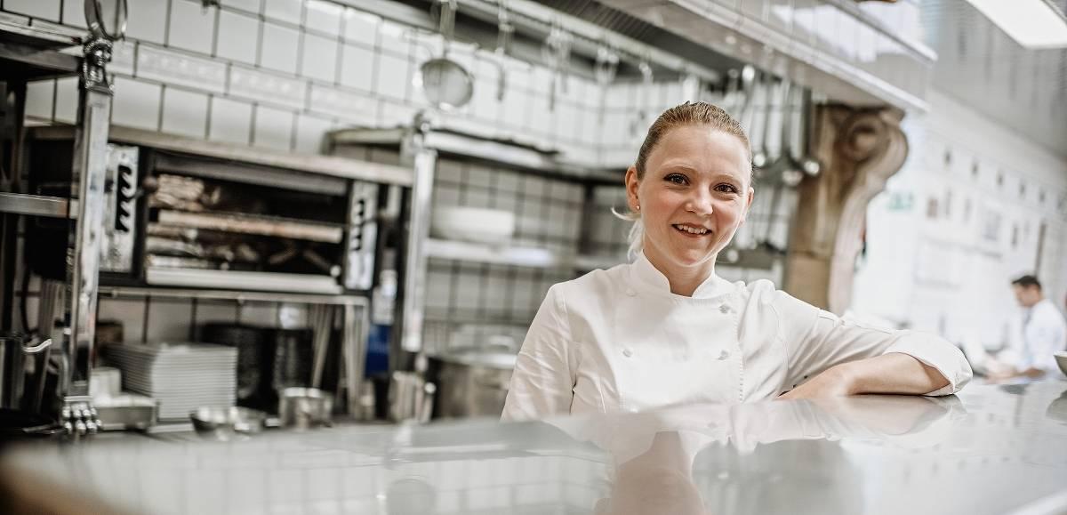 Schiffchen in Düsseldorf-Kaiserswerth: Das ist Küchenchefin Nina Ranger