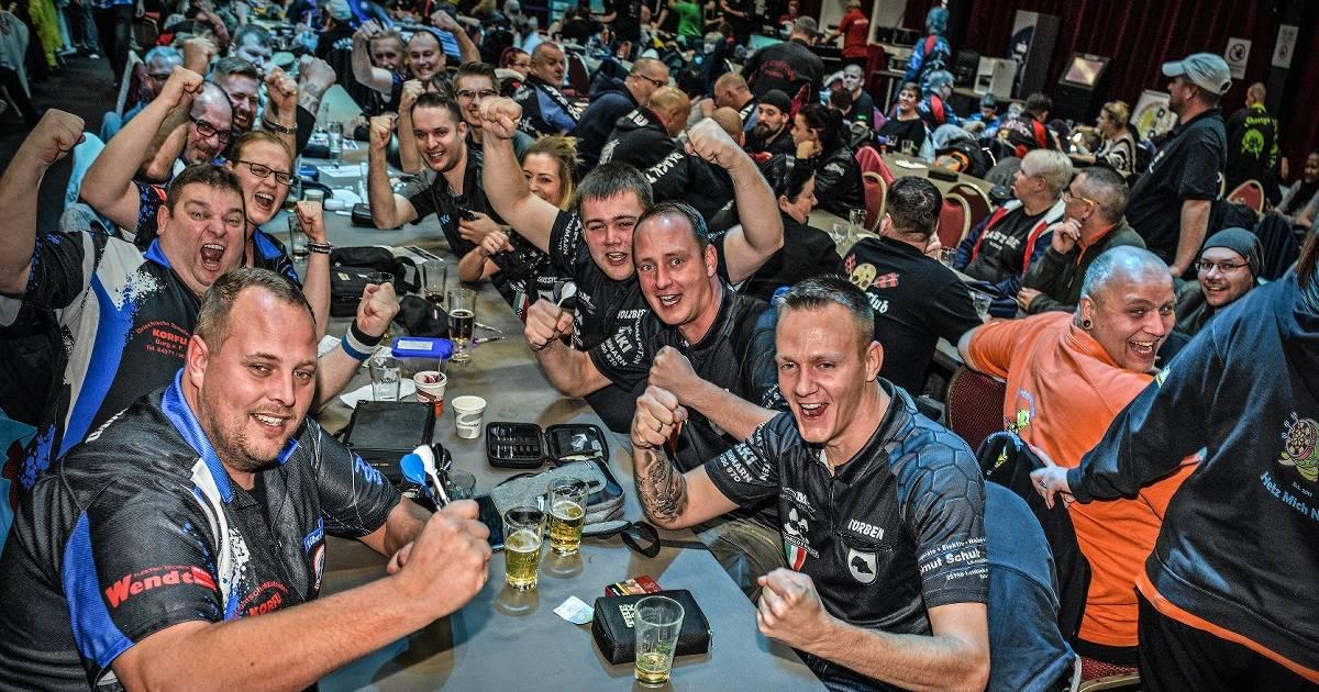Kalkar: Die 12. Deutsche E-Dart-Meisterschaft fand im Wunderland statt