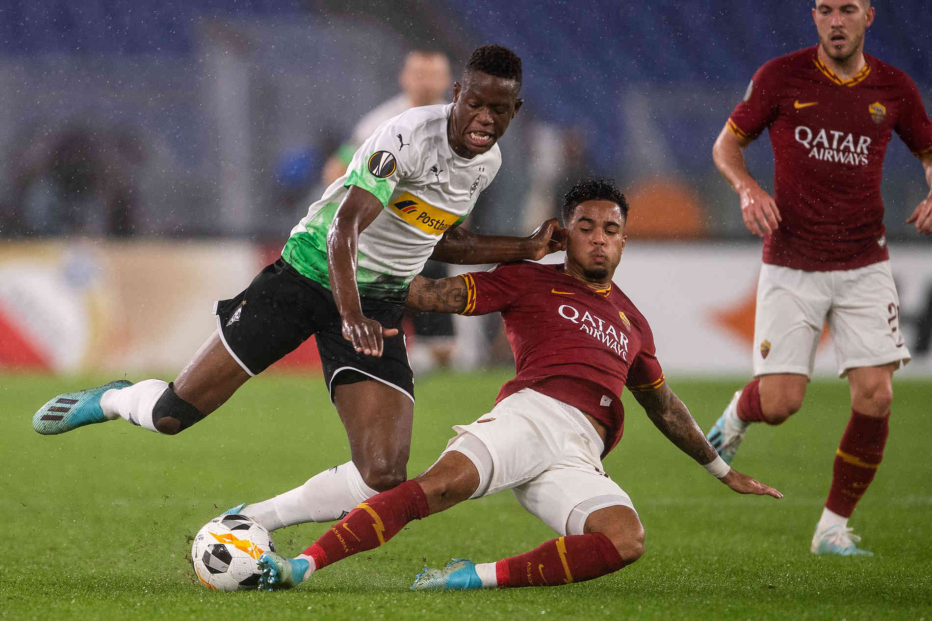Borussia Mönchengladbach Gegen As Rom