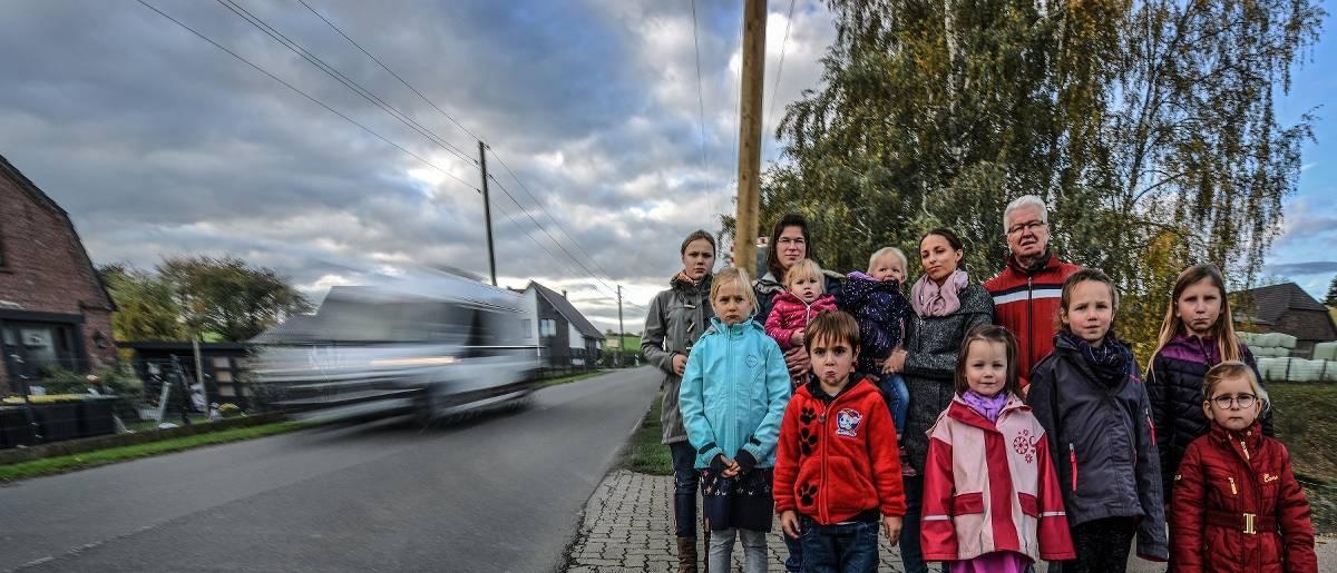 Goch: Anwohner beschweren sich über Raser auf der Neulousiendorfer Straße