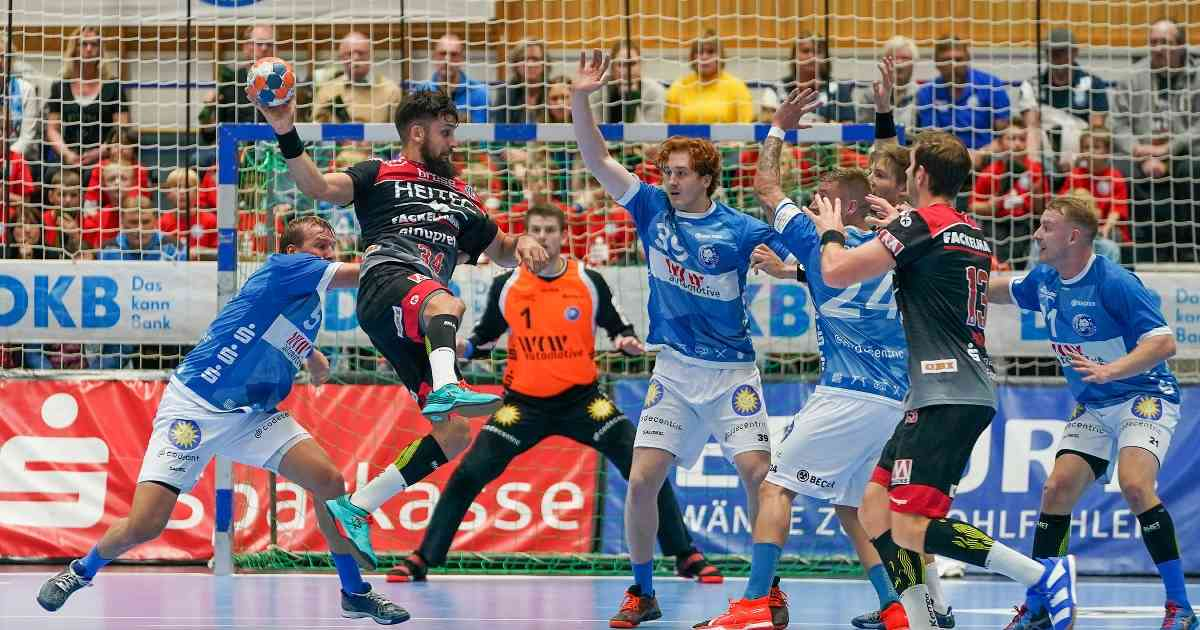 Handball-Bundesliga: Bergischer HC siegt in Schlusssekunde gegen HC Erlangen