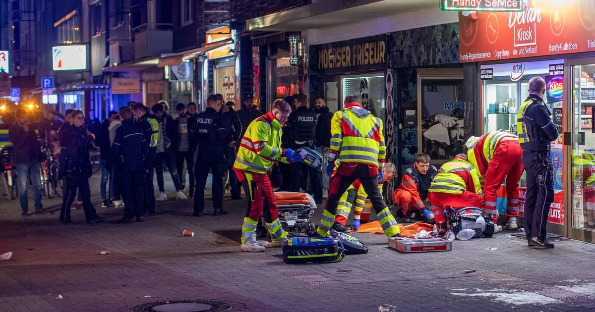 Streit eskaliert: Vier Festnahmen noch tödlichen Messerstichen in Moers