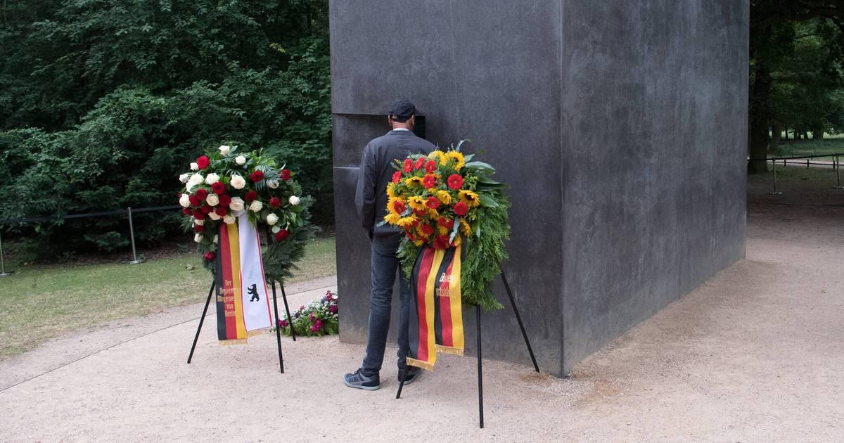 Homosexuellen-Denkmal in Berlin schon wieder beschmiert