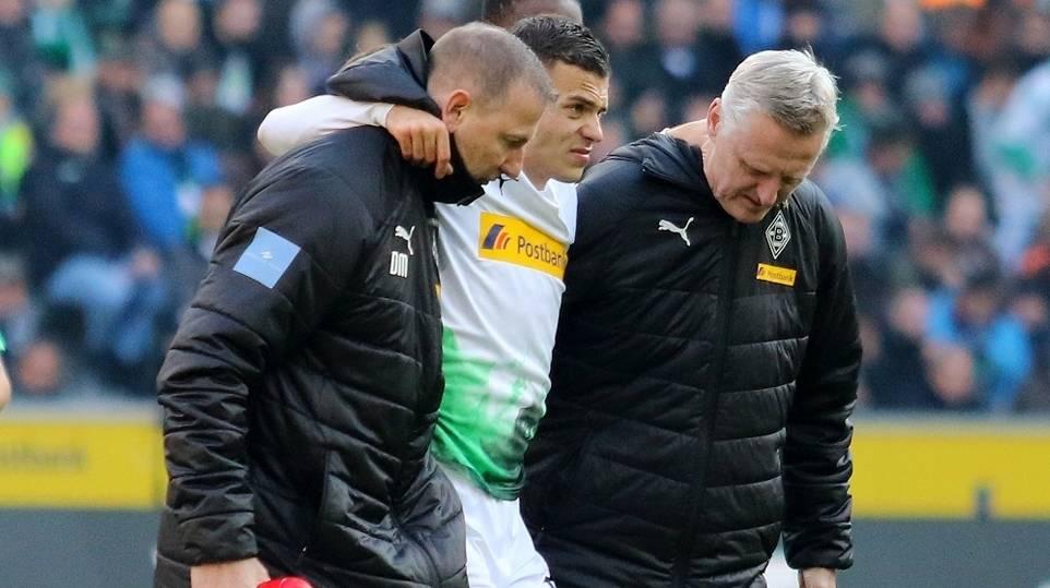 Borussia Mönchengladbach: Marco Rose ärgert sich über die vielen Verletzungen