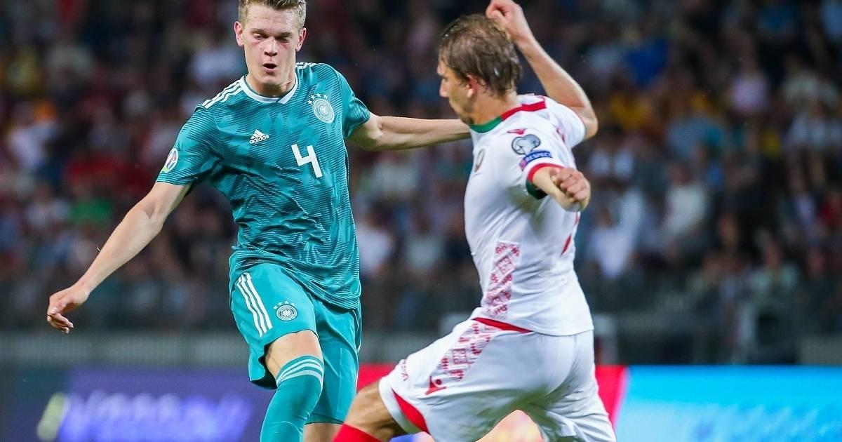 Borussia Mönchengladbach: Matthias Ginter und Marc-André ter Stegen haben gegen Weißrussland ein Heimspiel