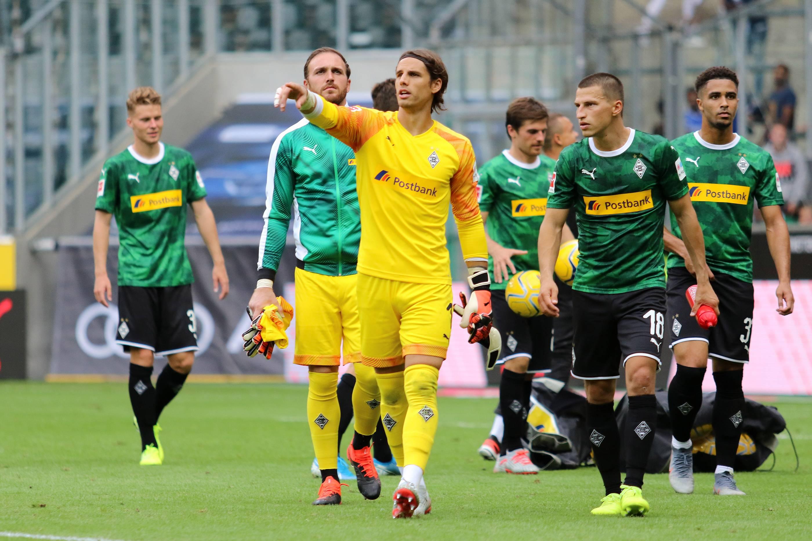 Bundesliga Torhüter