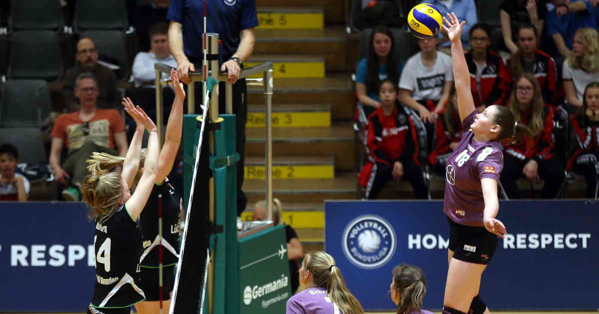 Volleyball: TSV Bayer 04 unterliegt in Stralsund deutlich
