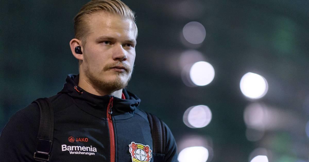 Bayer 04 Leverkusen: Lukas Hradecky und Joel Pohjanpalo können Historisches schaffen
