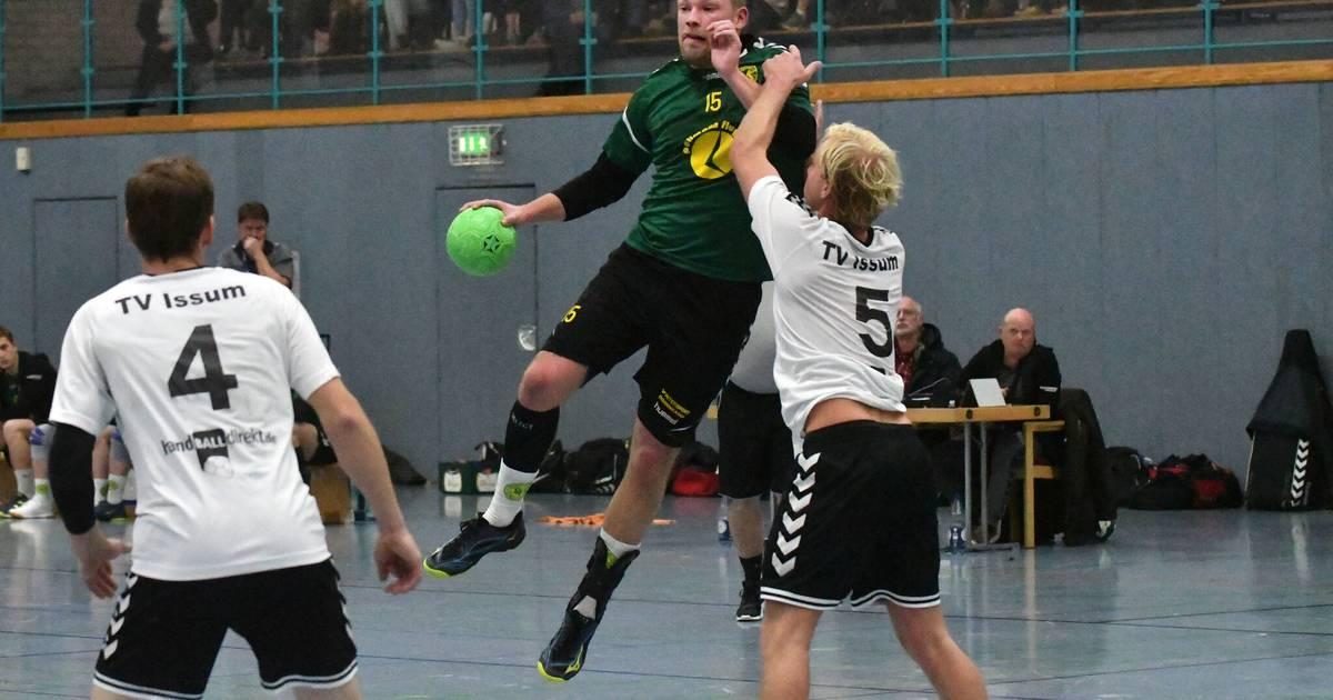 Handball: Im Lokalderby schlägt der TV Issum den SV Straelen