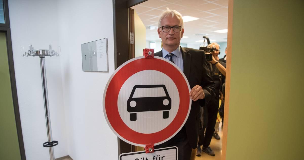 """Diesel-Fahrverbot in Düsseldorf. """"Die Umweltspuren allein reichen nicht"""""""