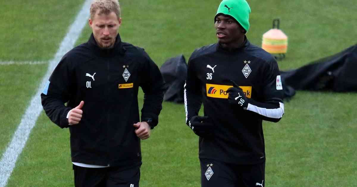 Borussia Mönchengladbach: Breel Embolo arbeitet an seinem Comeback