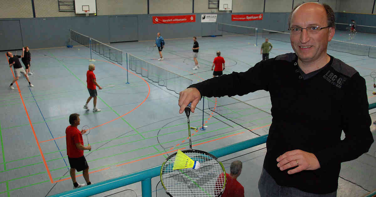 Badminton: Die Teams Deutschlands und Hollands gastieren in Straelen
