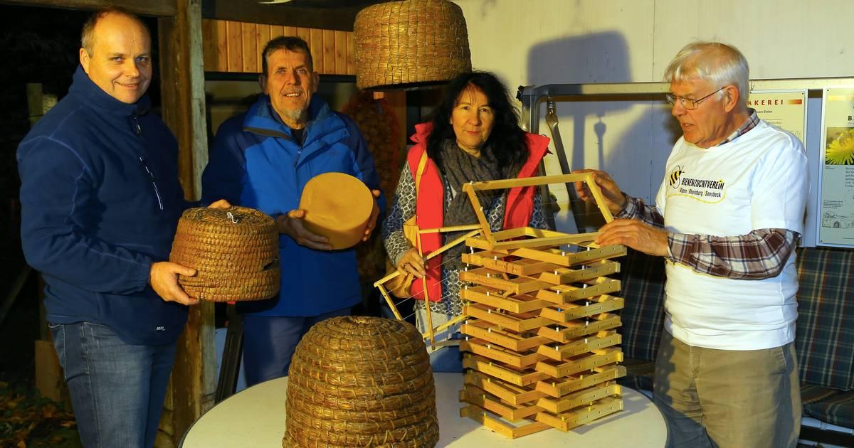 Alpener Bienenzüchter halten nichts von Auswilderung der Honigbiene