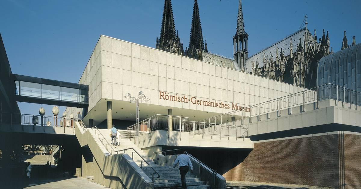 Römisch Germanisches Museum Köln öffnungszeiten