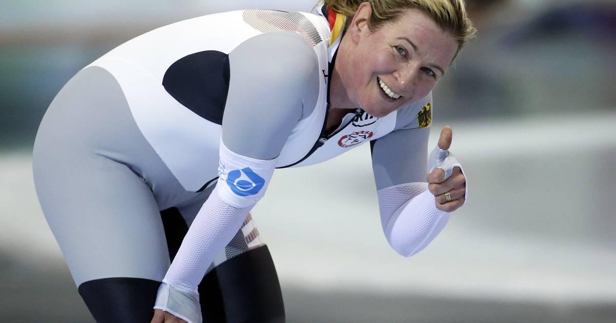 Eisschnelllauf: Claudia Pechstein schreibt Brandbrief an DESG-Sportdirektor