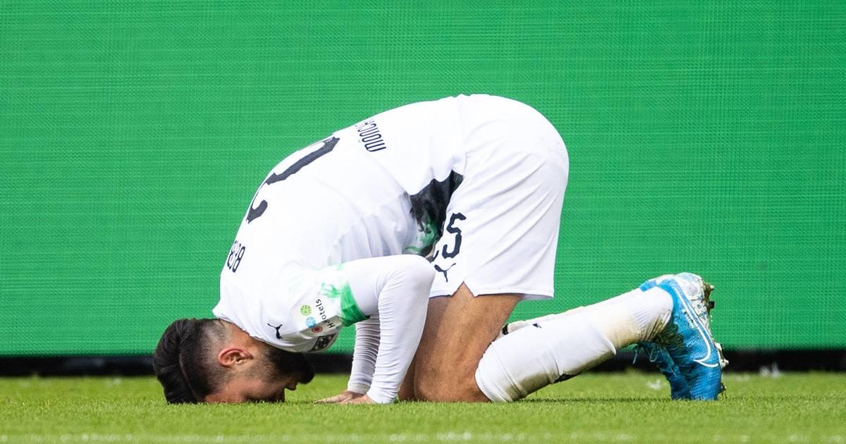 Borussias Mönchengladbach: Ramy Bensebaini trifft auch für Algerien