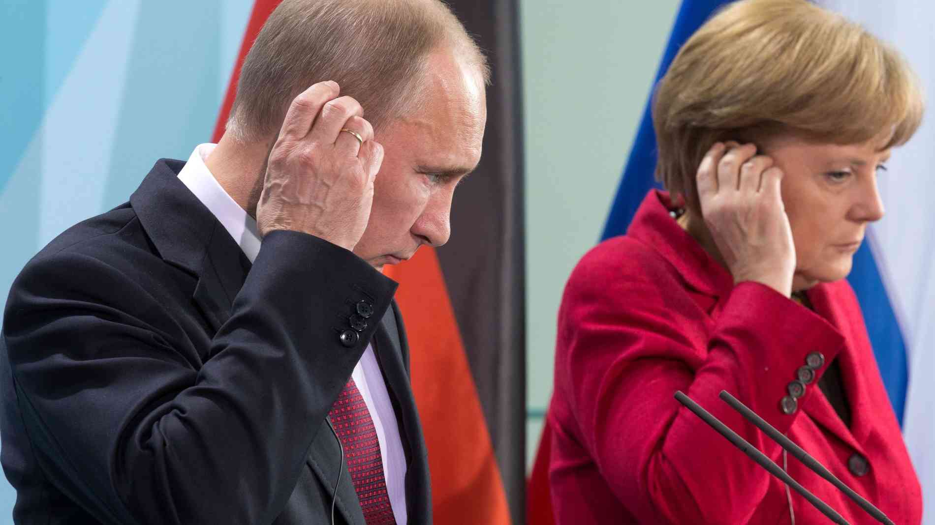Frankreich kündigt Ukraine Gipfel für den 9. Dezember