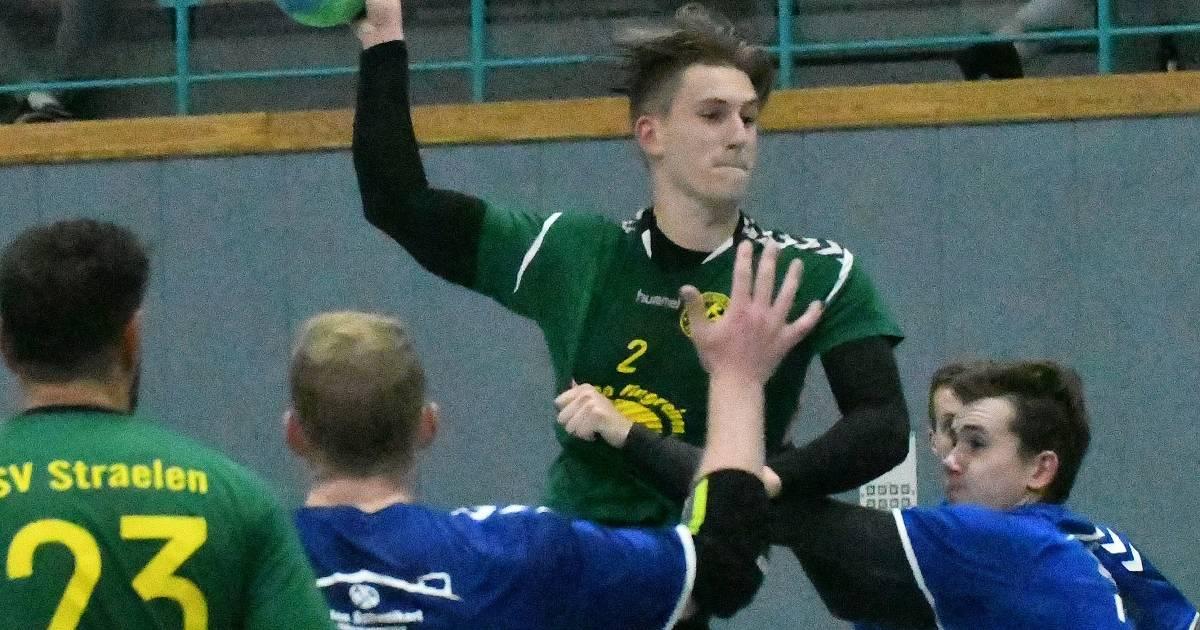 Handball: SV Straelen gewinnt gegen MTV Dinslaken II