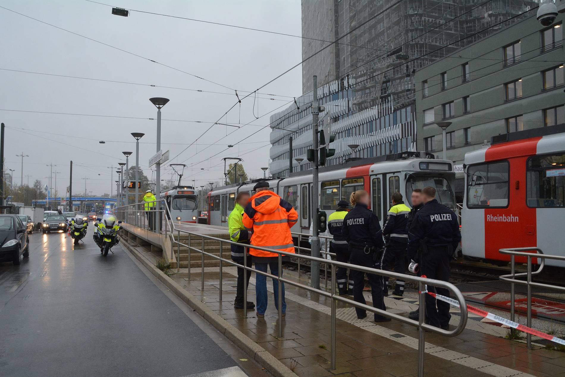 Tödlicher Unfall Düsseldorf