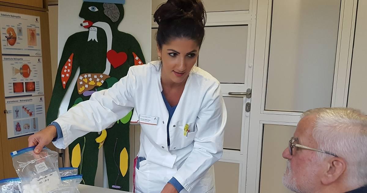 Mönchengladbach: Diabetes-Zentrum im Krankenhaus Neuwerk klärt Patienten auf