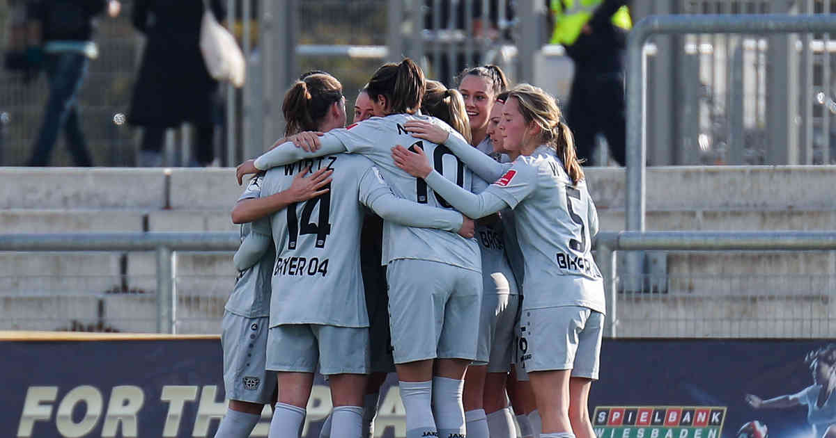 Bayer 04 Leverkusen: Wie den Fußballerinnen der Pokal-Coup gelang