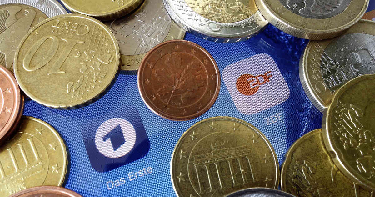 Kommission empfiehlt 86 Cent höheren Rundfunkbeitrag