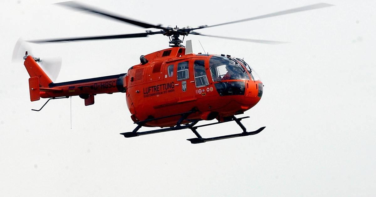 Österreich: Hubschrauber rettet Kind mit Blinddarmdurchbruch