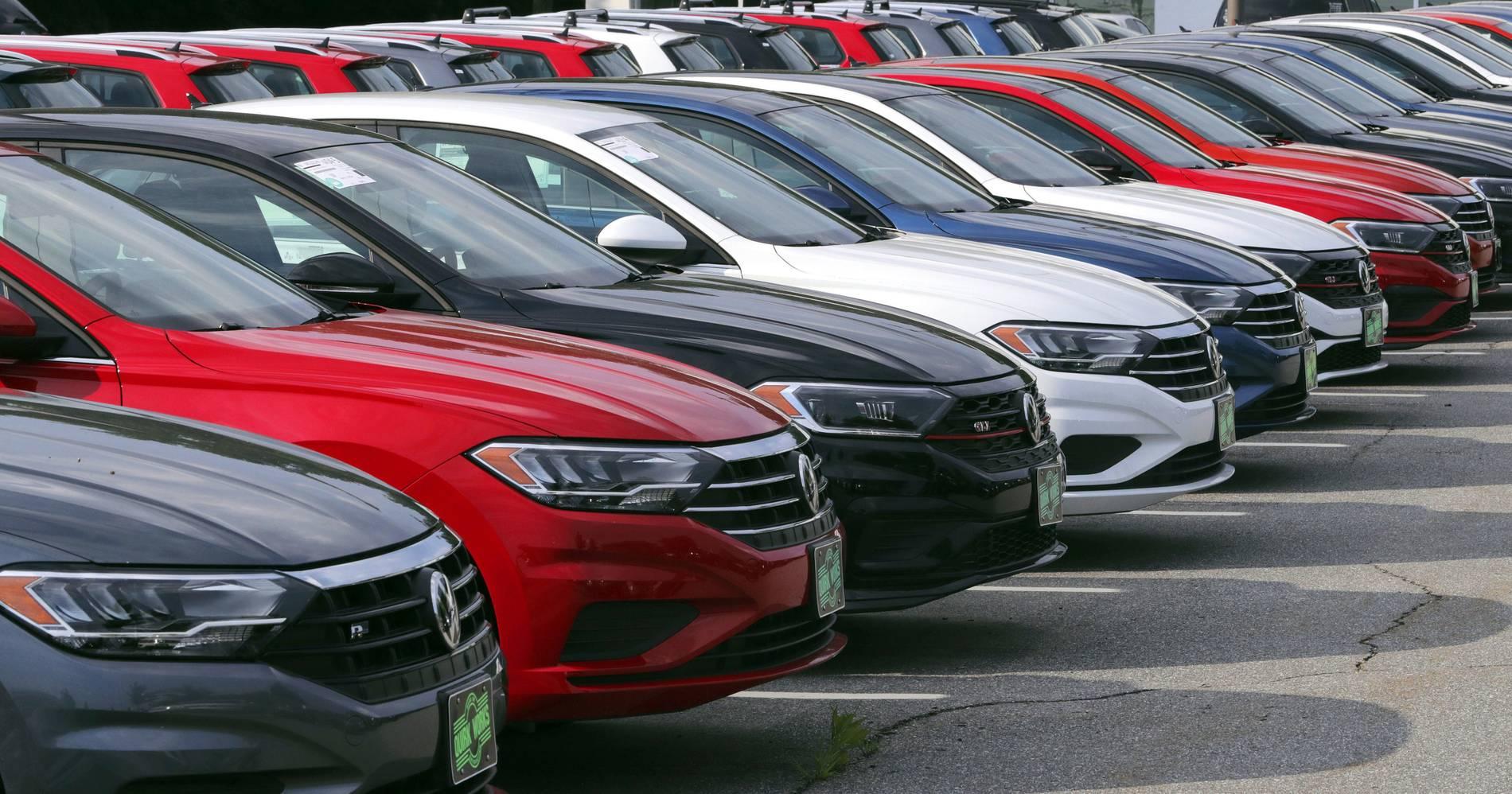 Kalifornien: Staat setzt bei neuen Dienstwagen auf VW statt auf GM