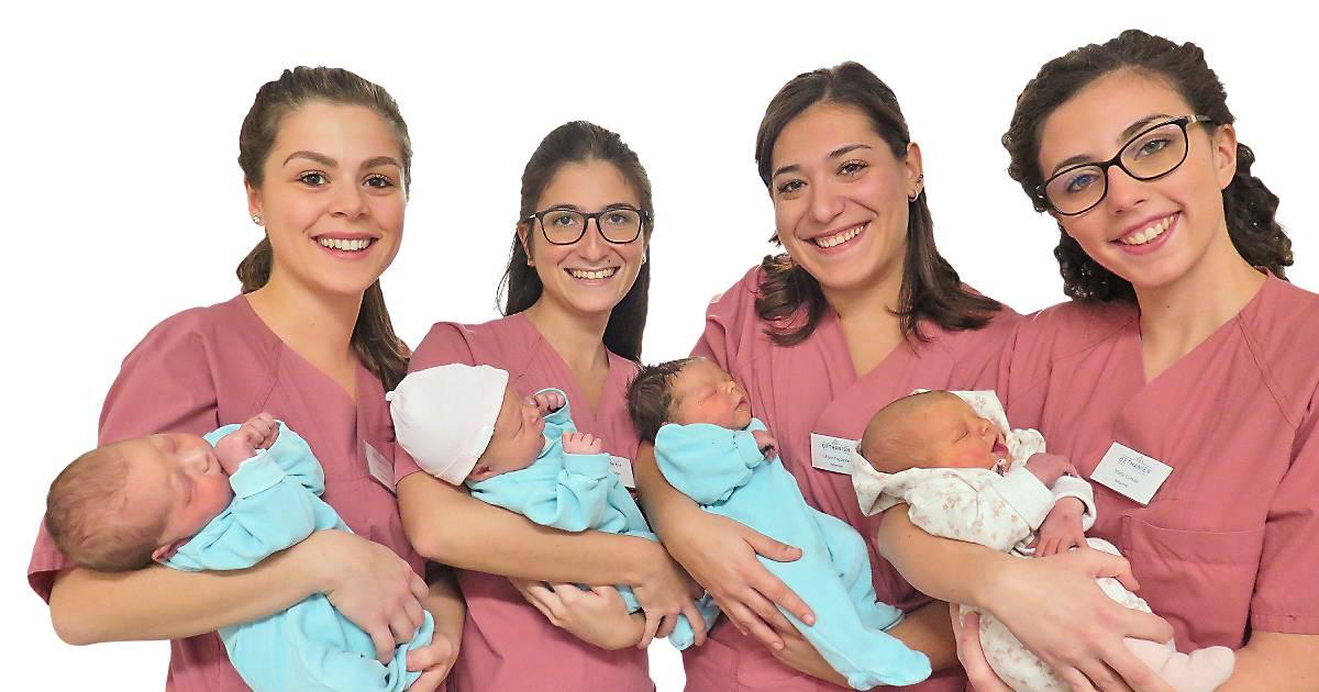 Moers: Hebammen aus Italien verstärken das Kreißsaalteam am Bethanien