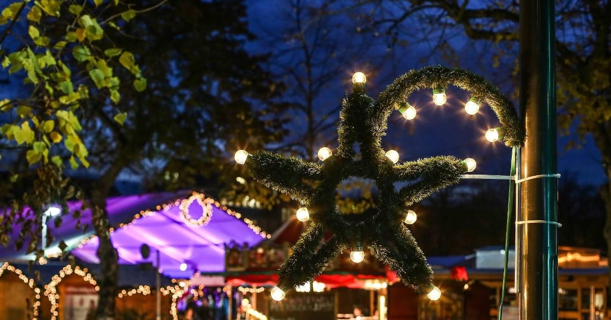 Weihnachten in Meerbusch: Neue Weihnachtsbeleuchtung für Büderich