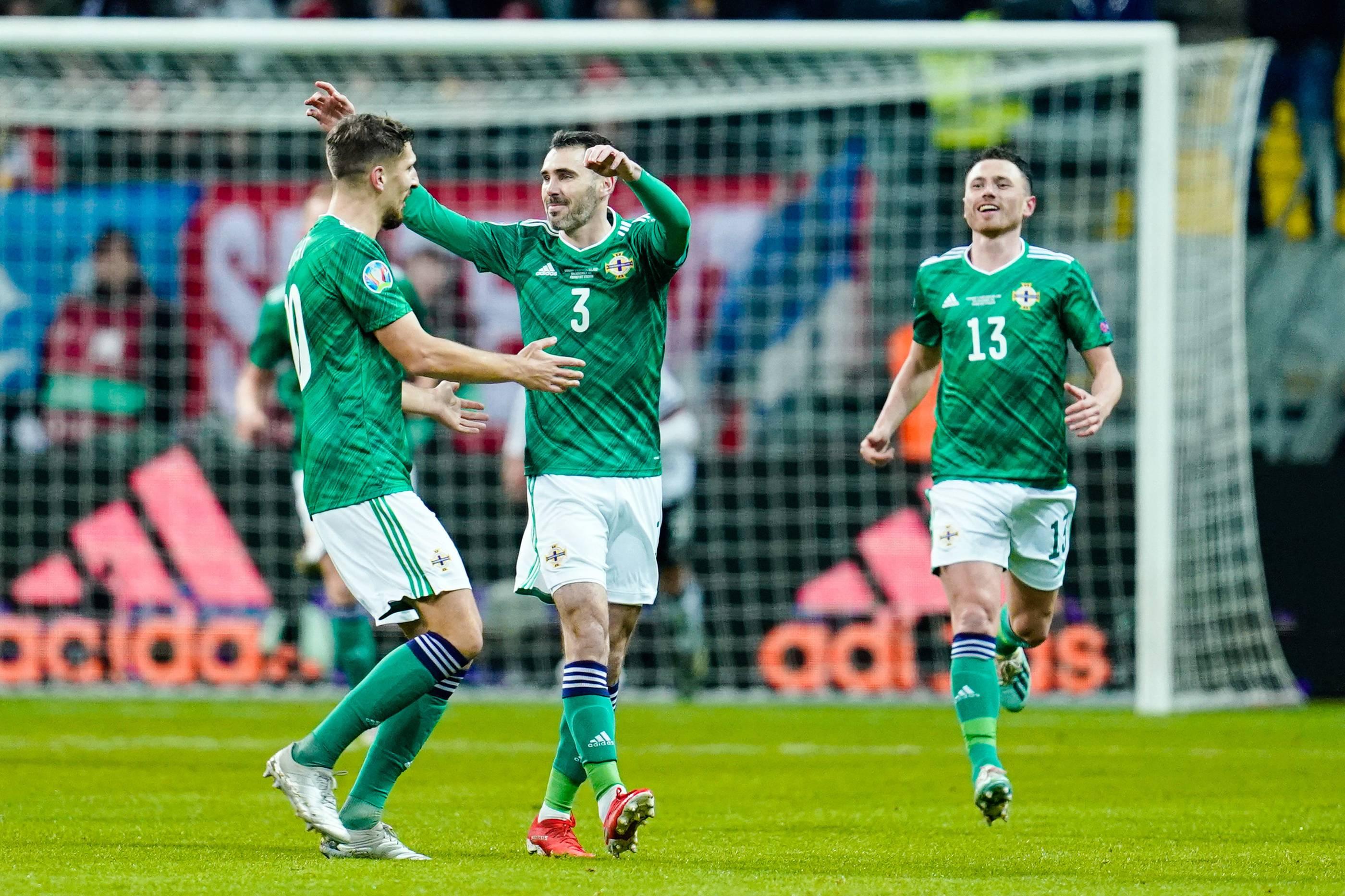 Em Quali Deutschland Gegen Nordirland Bilder Des Spiels