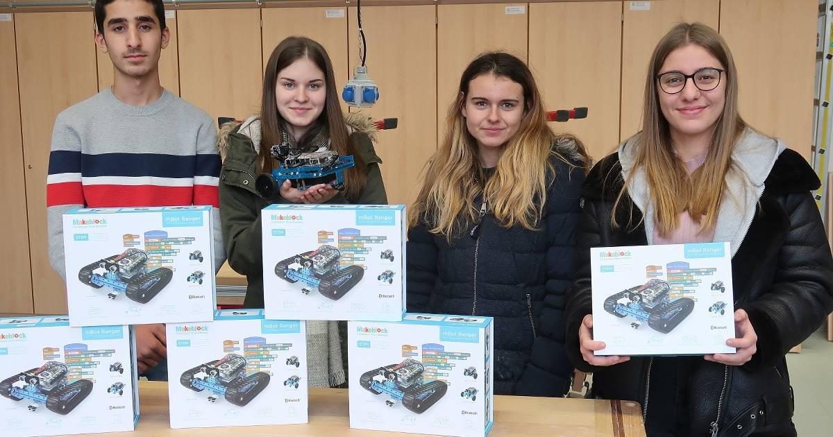Krefeld: Die Albert-Schweitzer-Schule bekommt Roboter
