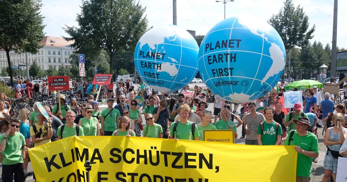 Greenpeace-Chef Martin Kaiser
