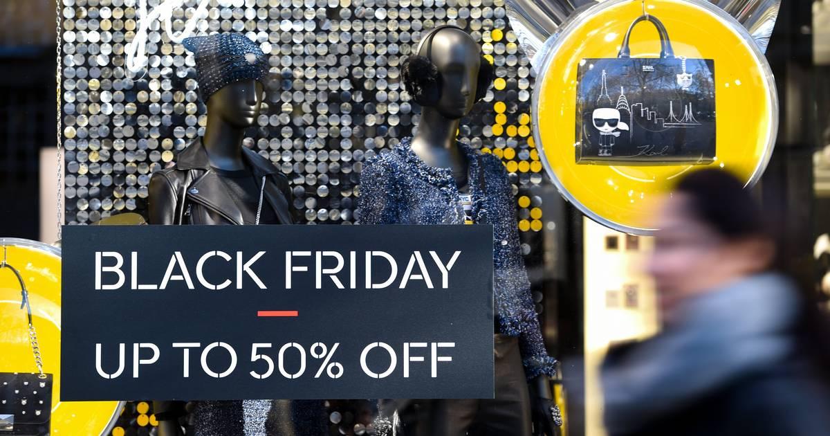 """""""Black Friday"""" 2019 in Düsseldorf: Einzelhandel lockt mit vielen Schnäppchen"""