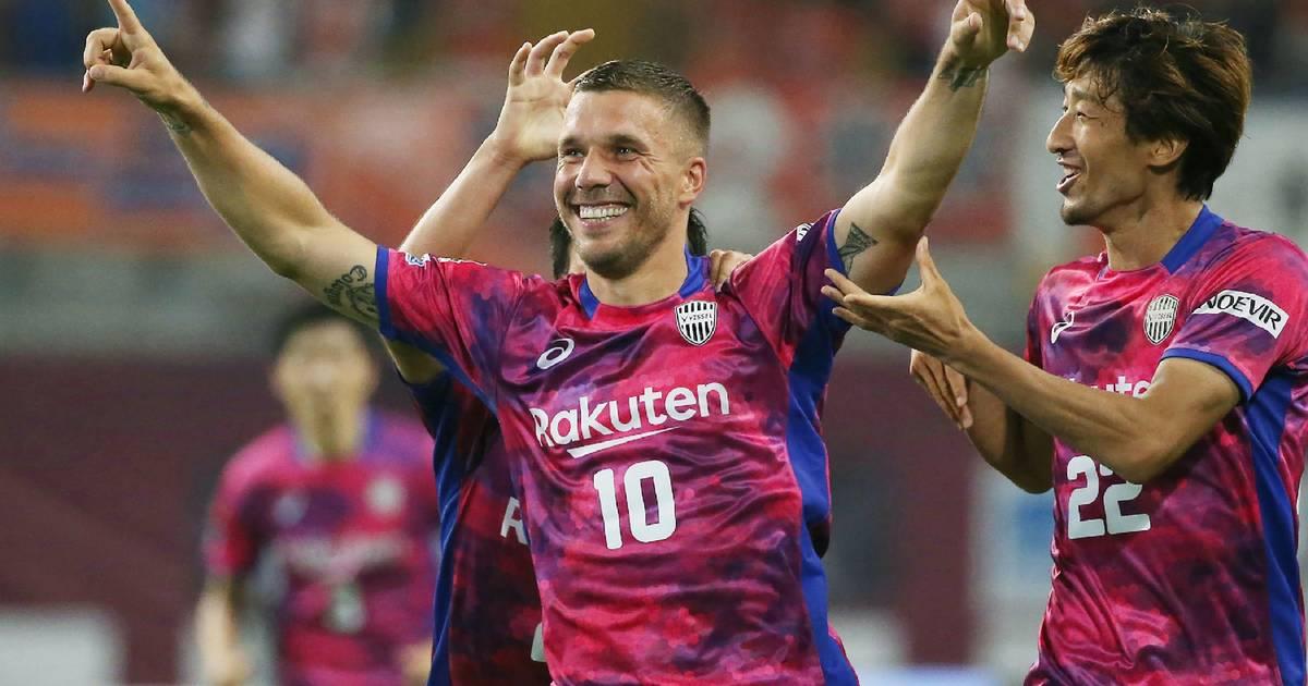 Lukas Podolski verhandelt angeblich mit Górnik Zabrze
