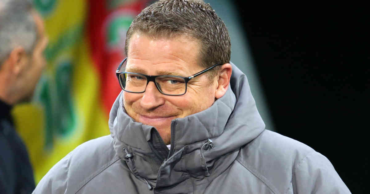 Borussia Mönchengladbach: Max Eberl verkündet Laszlo Benes' und Frank Geidecks Vertragsverlängerung