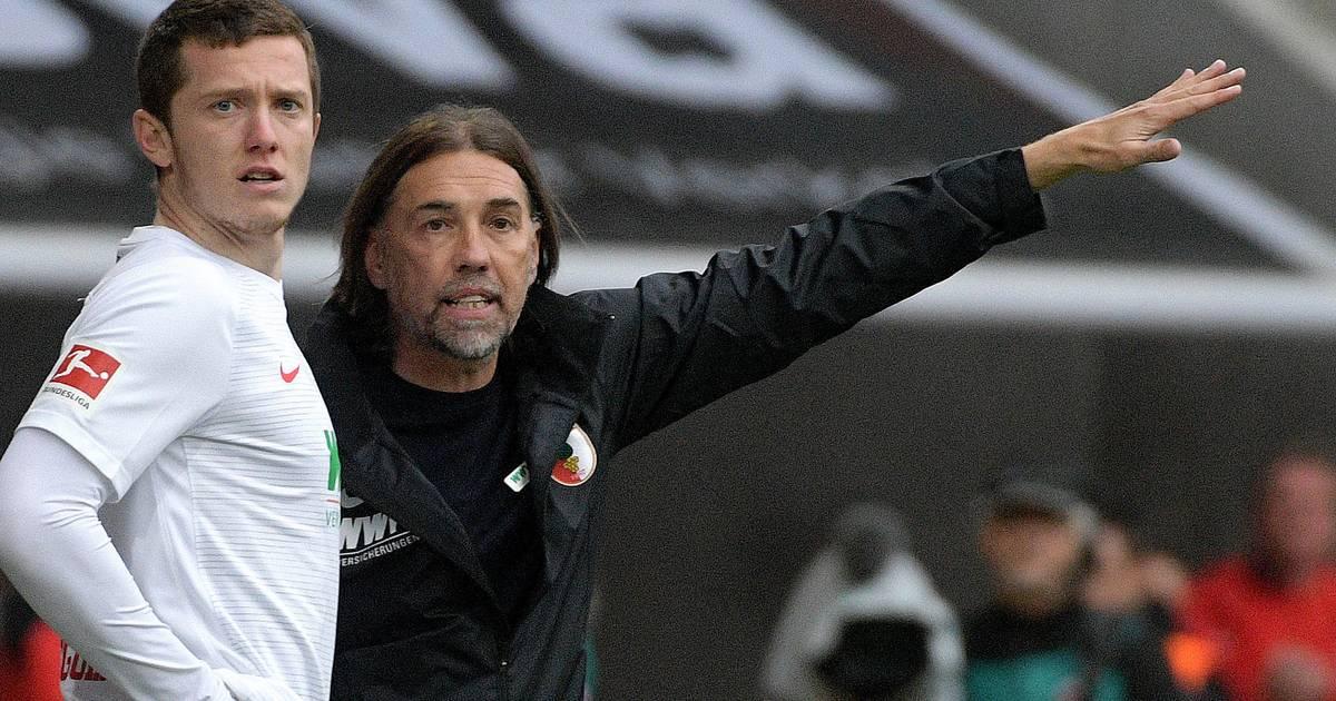Michael Gregoritsch: FCAugsburg suspendiert Österreicher