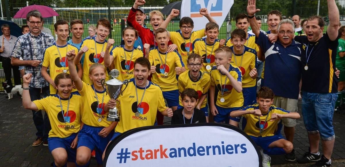 Jugendfußball: Der Prima-Giro-Cup steht in den Startlöchern