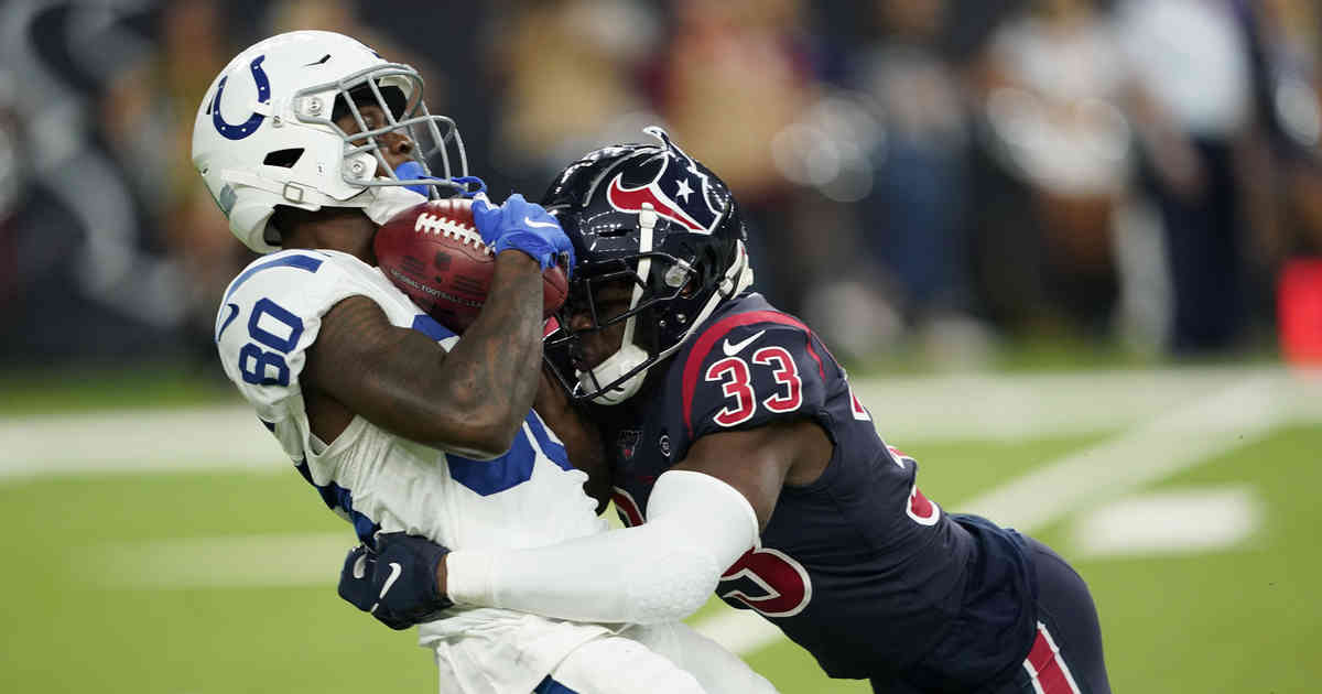 NFL: Houston Texans schlagen die Indianapolis Colts 20:17