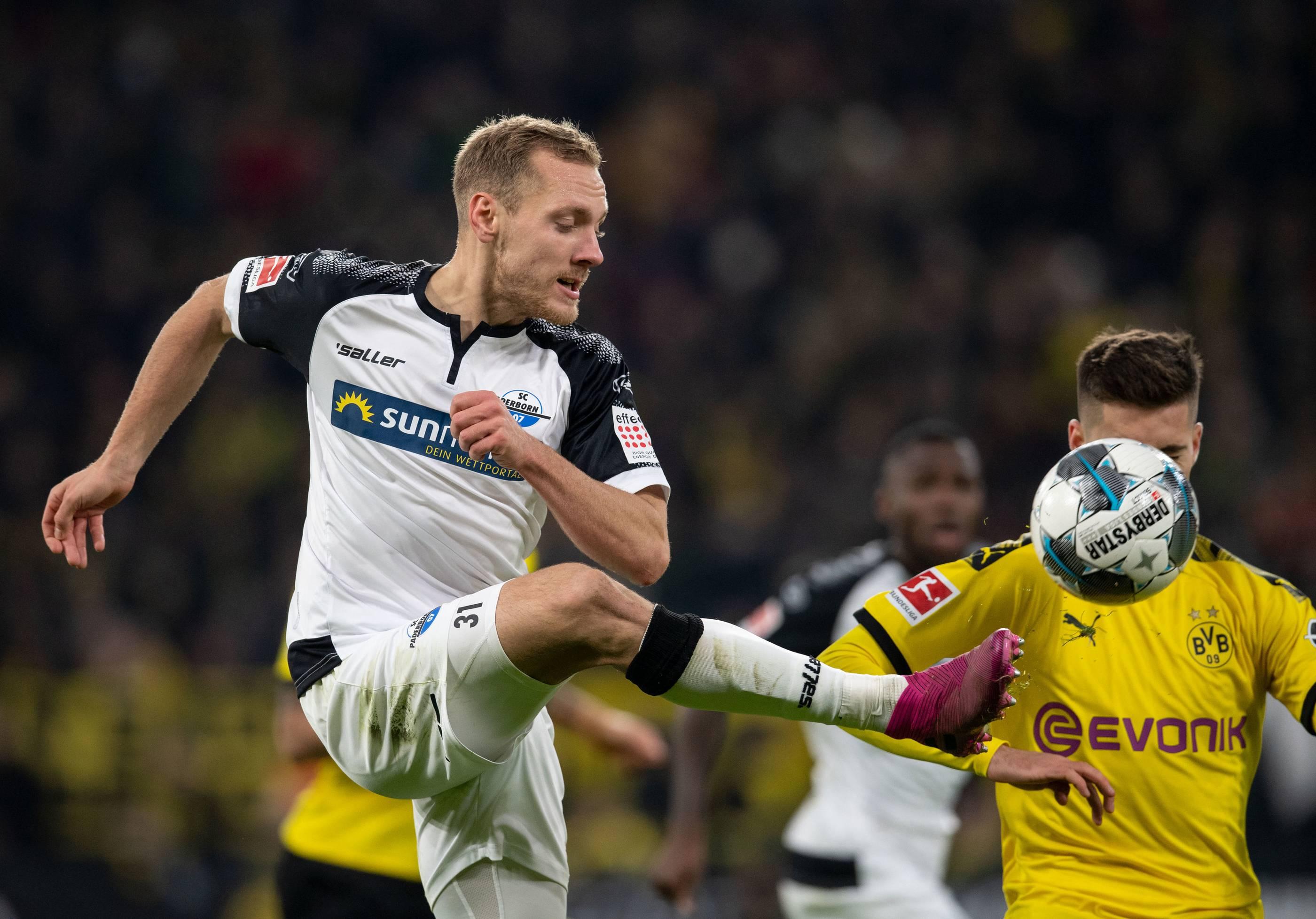 Bundesliga 19 20 Borussia Dortmund Gegen Sc Paderborn Die