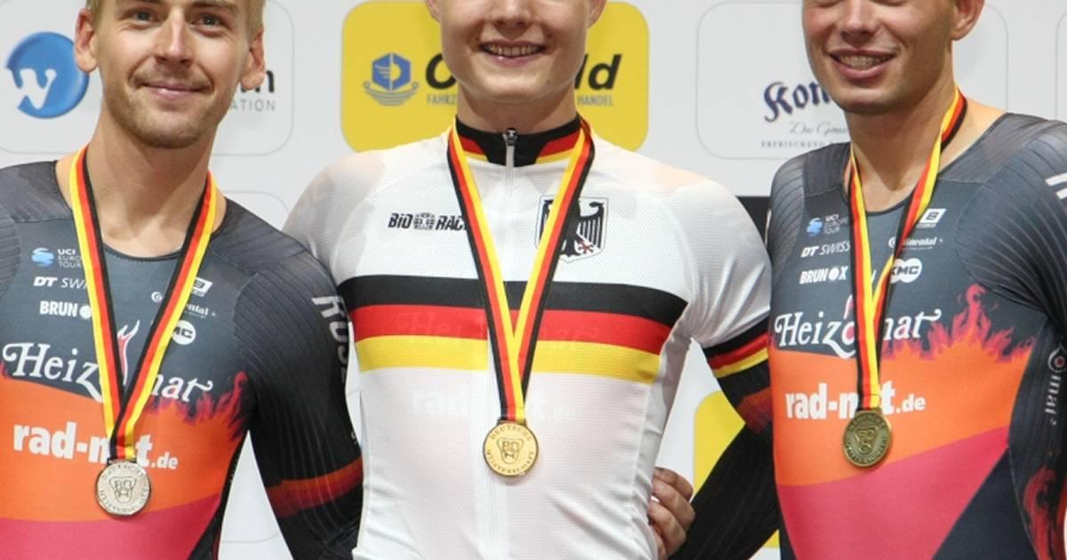 Radsport Nils Schomber verlängert Vertrag mit Team Heizomat-radnet.de