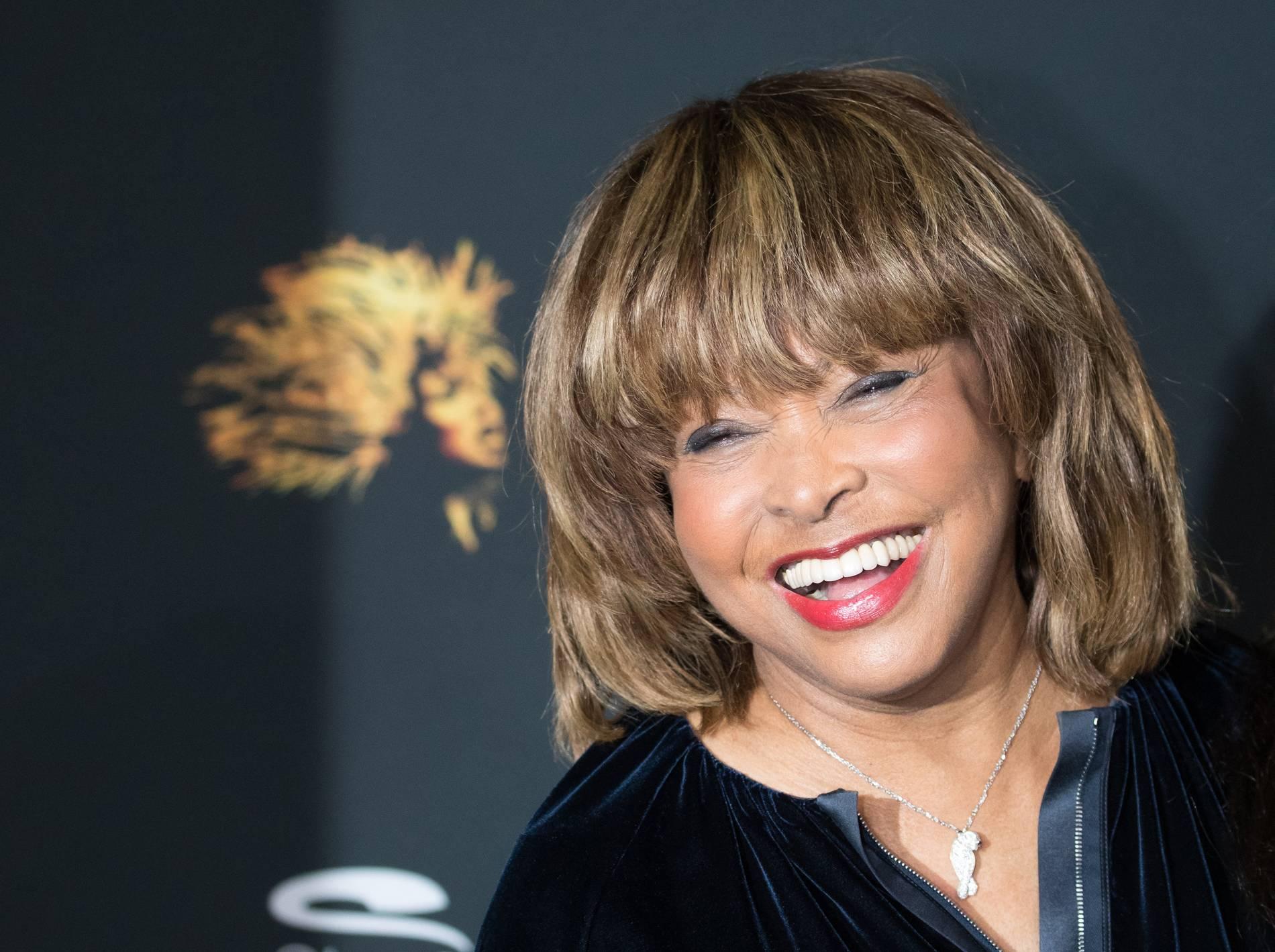 Tina Turner Ohne Perücke