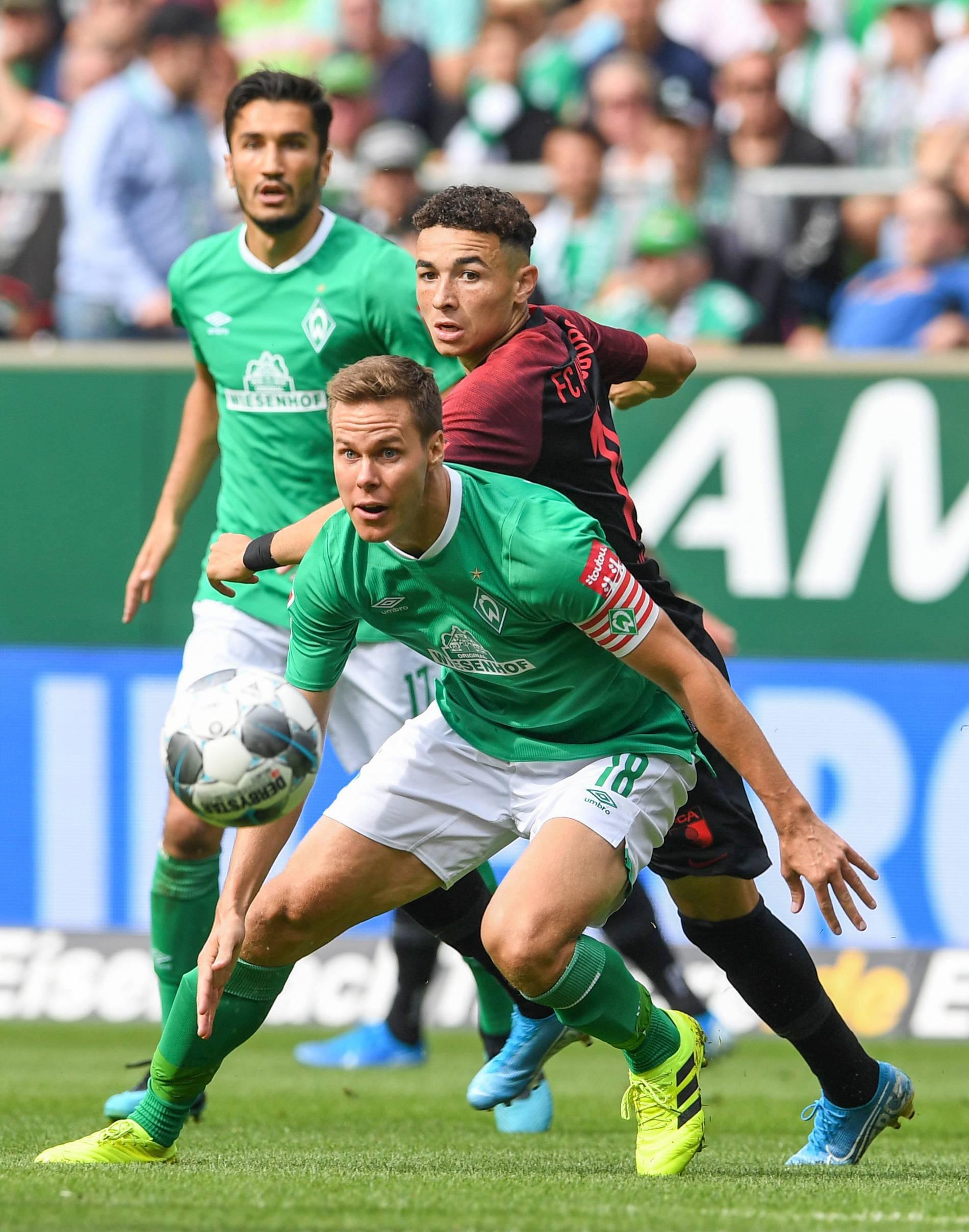 Werder Heimspiele 2021