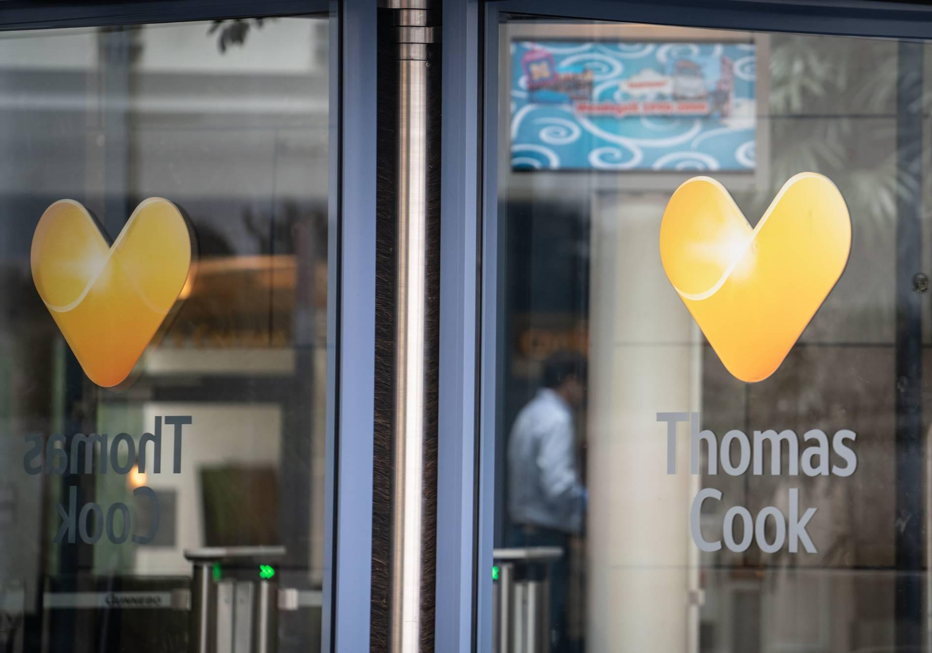 Insolvenzverfahren für deutsche Thomas Cook