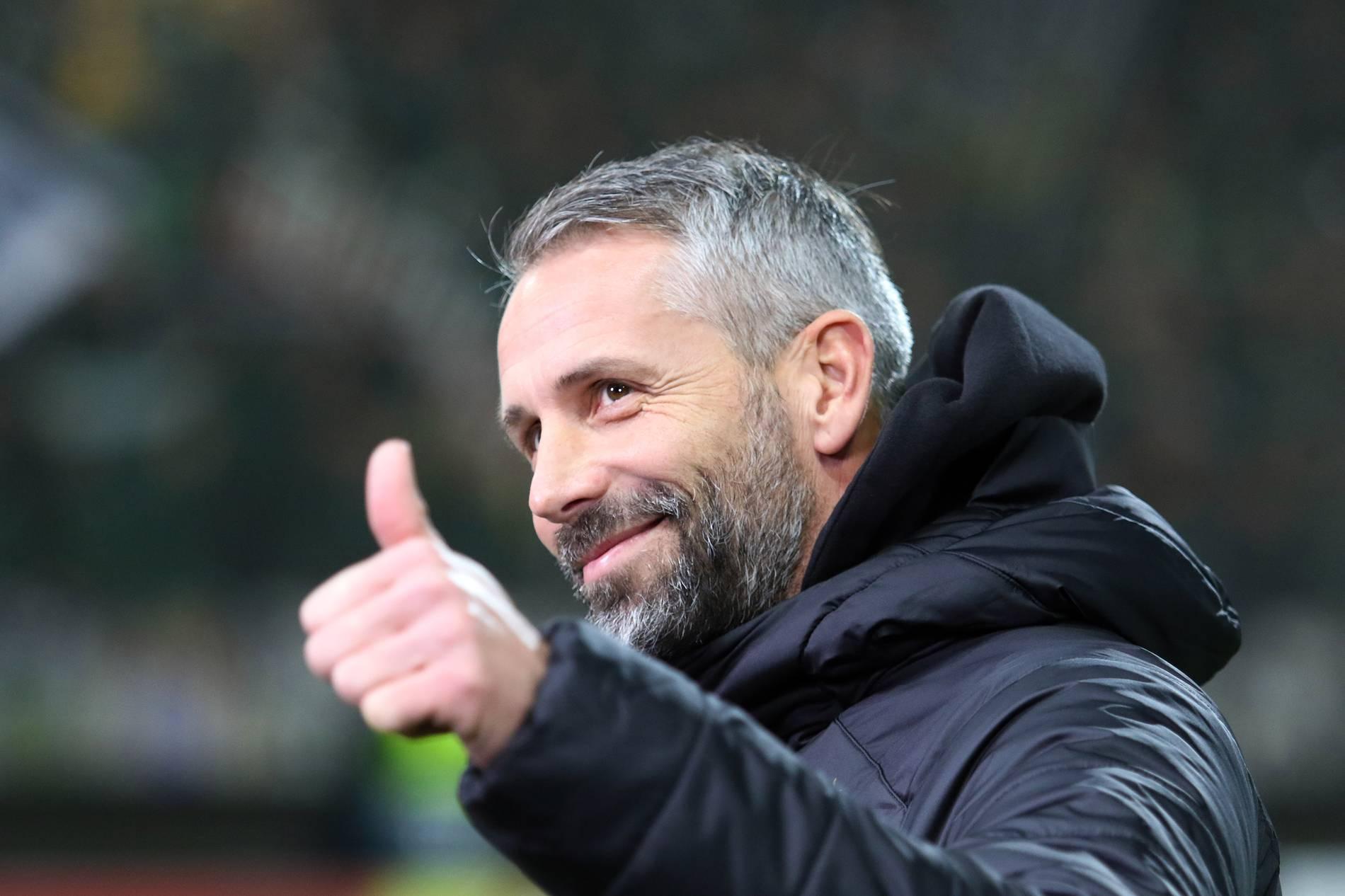 Borussia Mönchengladbach Marco Roses Team bereit für SC Freiburg