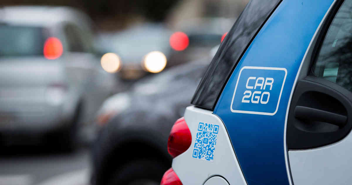 Carsharing in Düsseldorf: Share Now ist Fusion von car2go und DriveNow