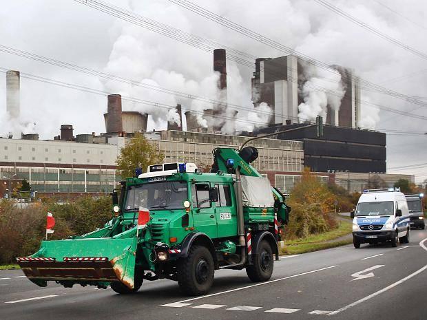 Weisweiler: RWE-Kraftwerk lahmgelegt - Aktivisten verurteilt