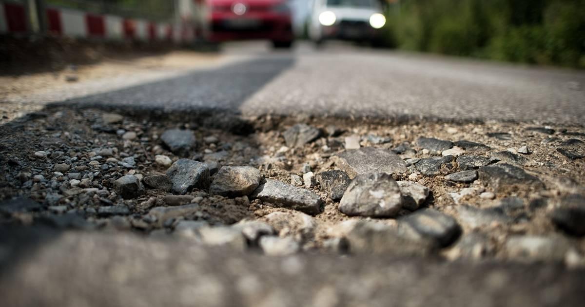 Schlagloch in Hilden: Versicherung lehnt Haftung ab