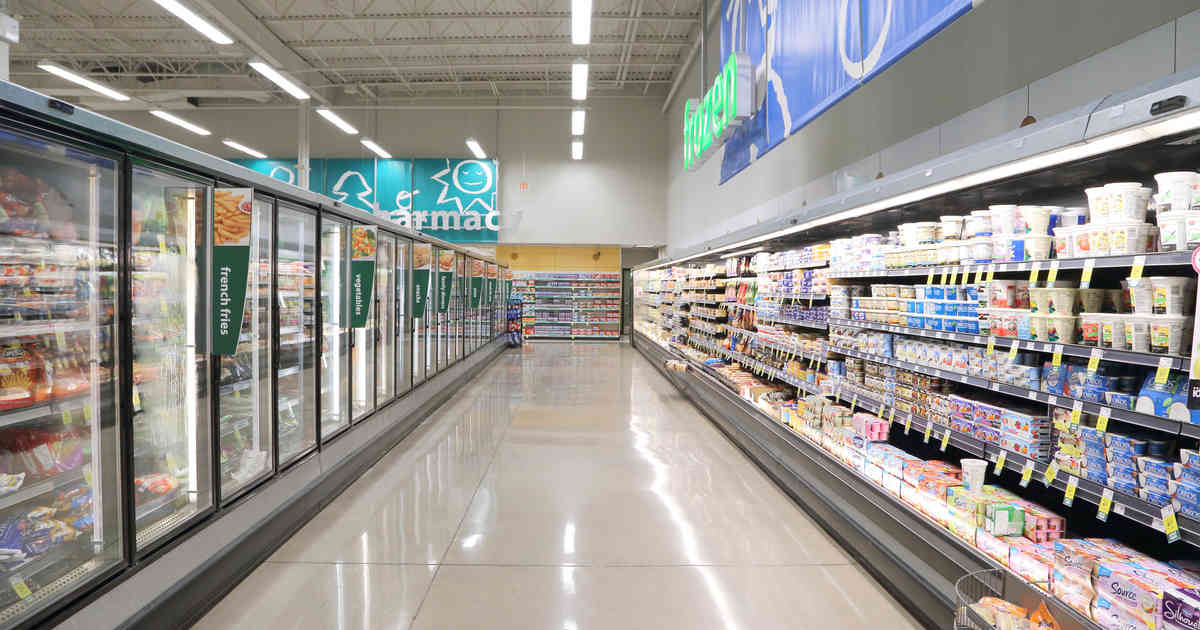 Bad Kissingen: Supermarkt-Einbrecher versteckt sich in Kühlschrank vor Polizei