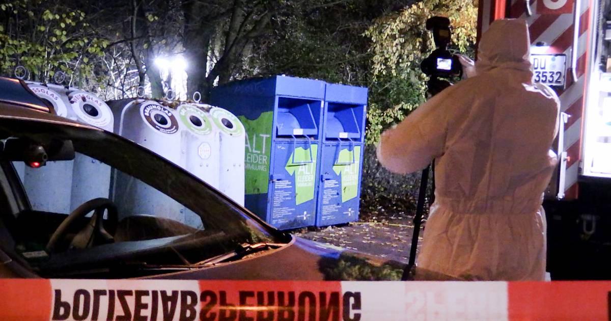 Duisburg: Polizei findet Leiche - Opfer offenbar vermisste Mine O.